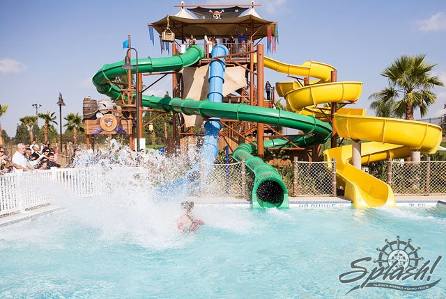 Splash! Buccaneer Bay 12